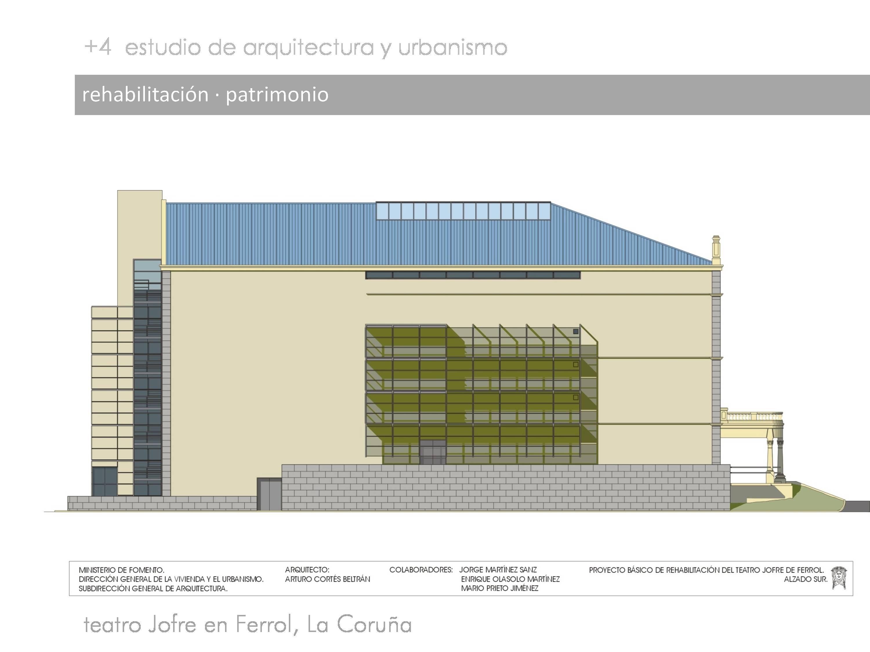 Rehabilitaci n patrimonio 4 estudio de arquitectura y for Estudio de arquitectura