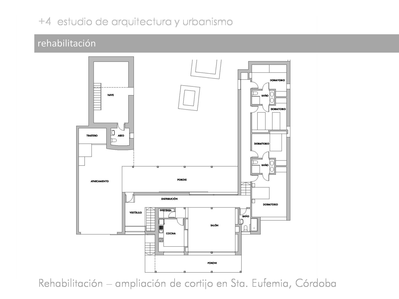 Rehabilitaci n no catalogada 4 estudio de arquitectura - Estudio de arquitectura y urbanismo ...